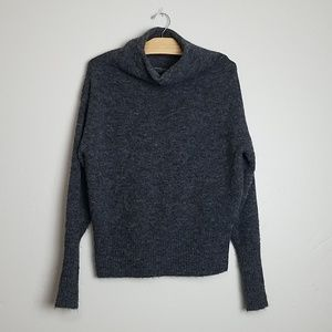 Wilfred Free Alpaca and Wool Mockneck Sweater XS